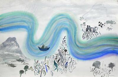 Guy Warren, 'Big River Series (No 2) A', 2008