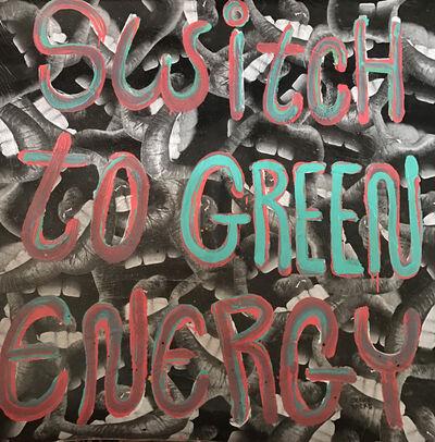 "Cacao Rocks, '""Sweet Screams""', 2017"