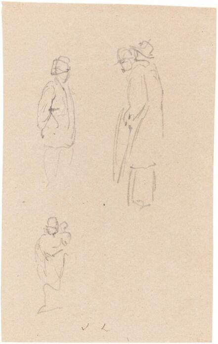 John Linnell, 'Figure Studies'