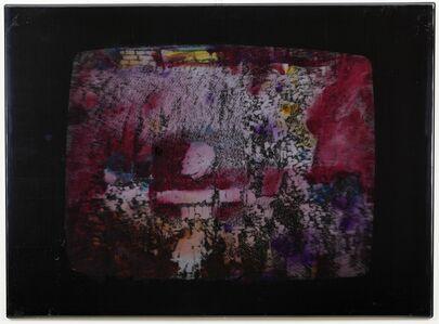 Mario Schifano, 'Untitled (televisore)', 1974-1978