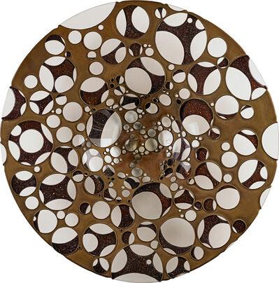"Michael Glancy, 'Large bowl, ""REM Crustacean"" Providence, RI', 1992"