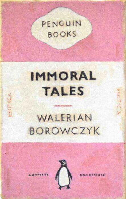 Duncan Hannah, 'Immoral Tales', 2014