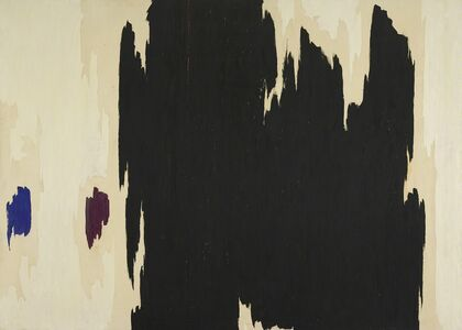 Clyfford Still, 'PH-178 (1956-H)', 1956