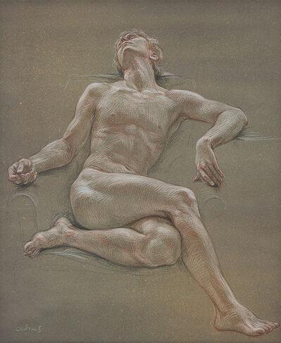 Paul Cadmus, 'Male Nude NM32', 1967