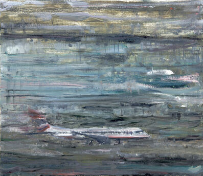 Sabine Moritz, 'Waiting', 2009