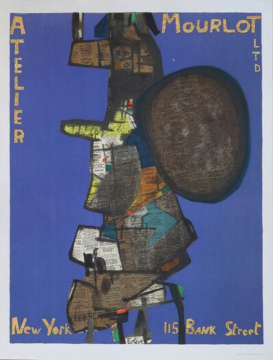 Maurice Estève, 'Atelier Mourlot New York', 1967