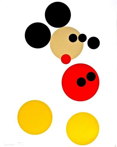 Damien Hirst, 'Mickey ', 2012