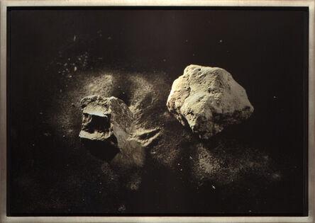 Meridel Rubenstein, 'Mt. Toba Volcanic Ash, 74,000 yrs. old, found in Malaysia', 2010