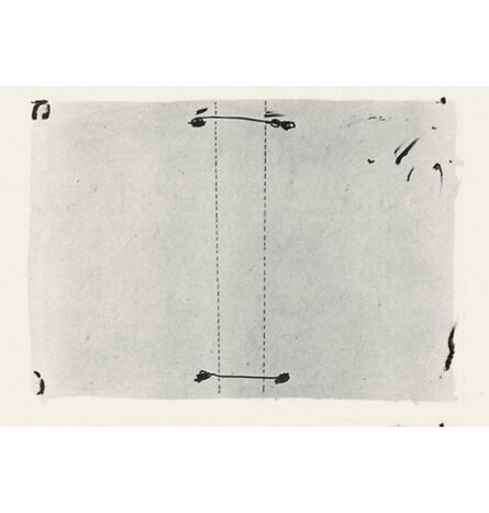 Antoni Tàpies, 'Nocturn Matinal -7', 1970