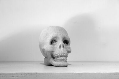 Andy Wauman, 'My Personal Favourites (Skull)', 2015