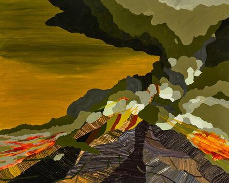 Ryan Molenkamp, 'Fear of Volcanoes 97', 2016