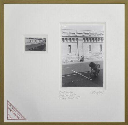 Lotty Rosenfeld, 'Cárcel Pública', 1985