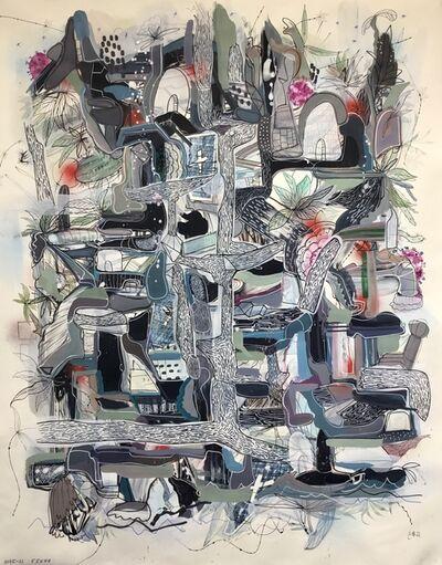 Charles Geiger, 'Rhizome: 0105-21', 2021