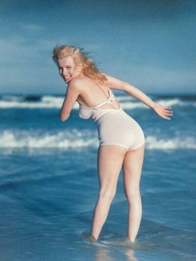 André de Dienes, 'Marilyn Monroe. La Plage. 1949', 2006