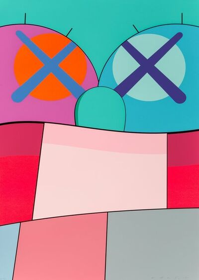 KAWS, 'Untitled, from NO REPLY', 2015