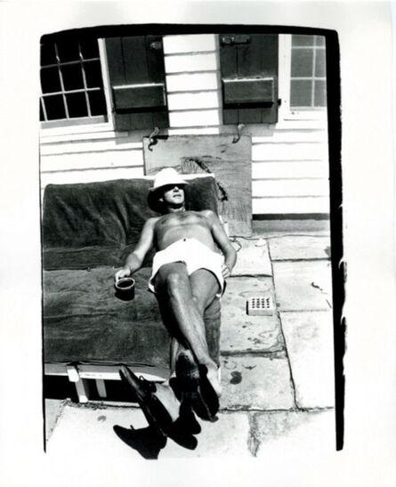 Andy Warhol, 'Halston', ca. 1982
