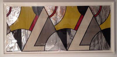 Roy Lichtenstein, 'Wallpaper', 1969