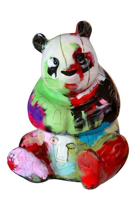 Julien Marinetti, 'Panda Ba', 2013