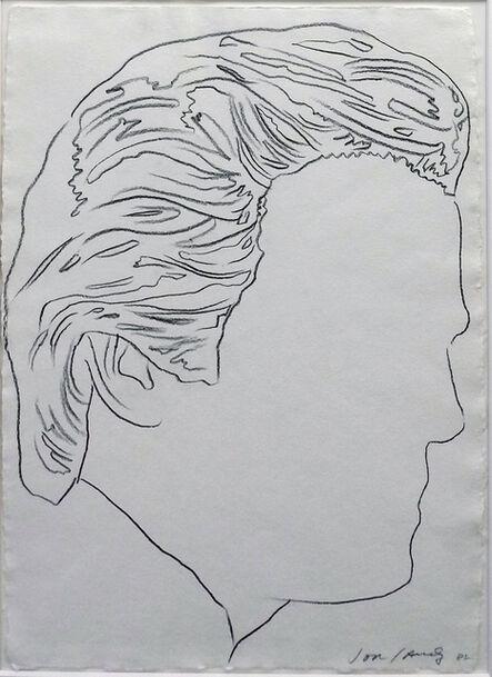 Andy Warhol, 'UNTITLED ( JON GOULD)', 1982