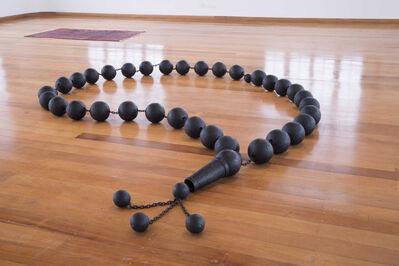 Mona Hatoum, 'Worry beads ', 2009