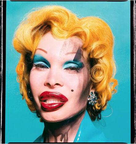 David LaChapelle, 'Amanda: My Own Marilyn', 2007
