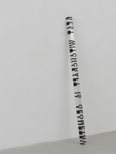 Roni Horn, 'BEST WITCHCRAFT IS GEOMETRY', 1994/2005
