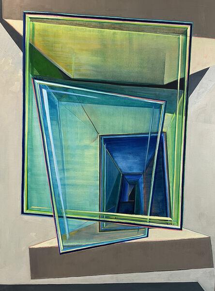 Linda Streicher, 'Through the Looking Glass', 2021