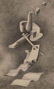 Paul Kelpe, 'Composition #806', 1936