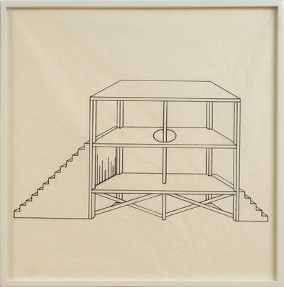 Tony Labat, 'Elevations: Platforms, Stages, & Catwalks II', 2012