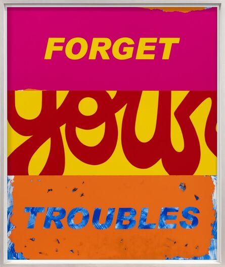 Deborah Kass, 'Forget Your Troubles', 2019