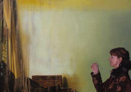 Lindsay Simons, 'Vermeer and Me', 2011