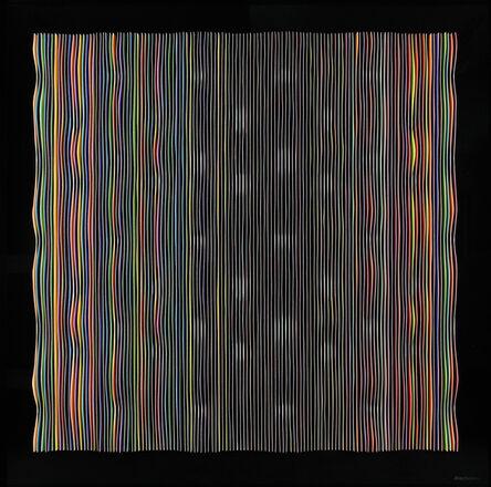 Peter Monaghan, 'Paperspace Black', 2020