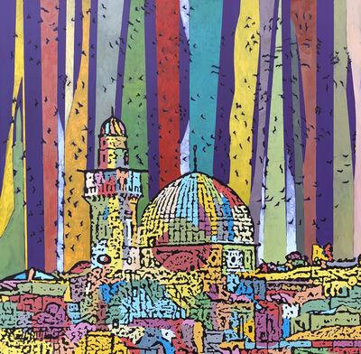 Fouad Agbaria, 'City of Peace #1', 2018