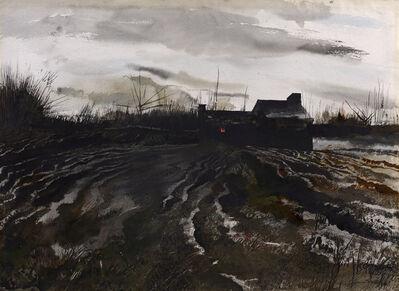 Andrew Wyeth, 'March', 1951