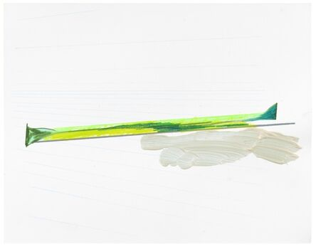 Jessica Stockholder, 'Tight Rope', 2013