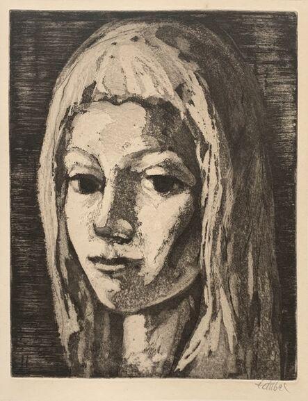 Frédéric Taubes, 'Julia ', 1948