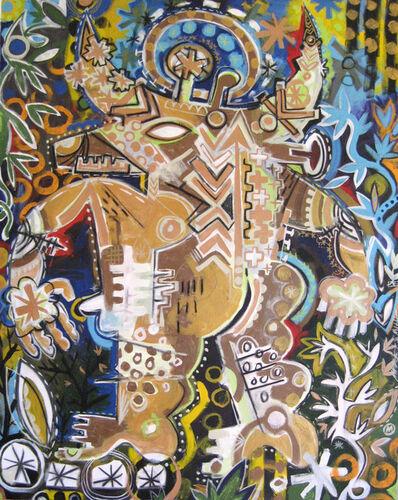Mark T. Smith, 'Brown Bull', 2008