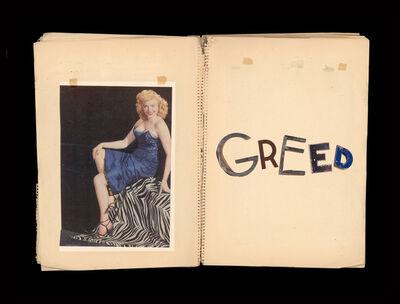 Jack Pierson, 'Greed', 2010