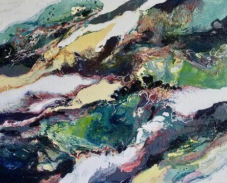 Gilbert Salinas, ' Tropical Erosion 47', 2016