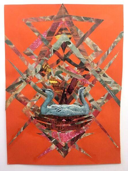 Kilroy Savage, 'Swans', 2013