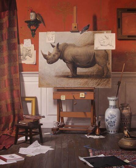 Tony Curanaj, 'Untitled (Rhino)', 2011