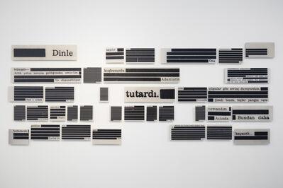Ali Taptık, 'Meridians (Fragments)', 2013