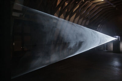 Anthony McCall, 'Line Describing a Cone', Exhibited in 2007-first installed in 1973
