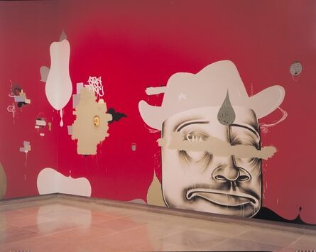 Barry McGee, 'Hoss', 1999