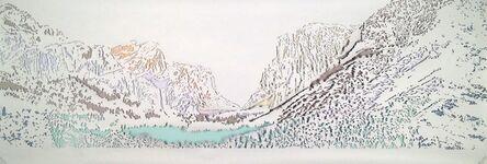 Nicholas Hall, 'Poster #1 (Yosemite)', 2014