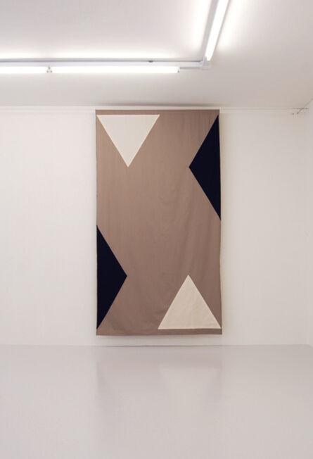 Felipe Muijca, 'Un puente es un hombre cruzando un puente - Curtain #4', 2012