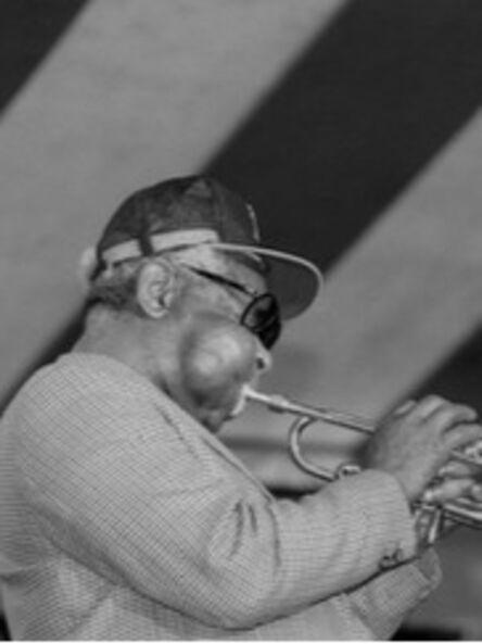Susan Ross, 'Dizzy Gillespie', 1990