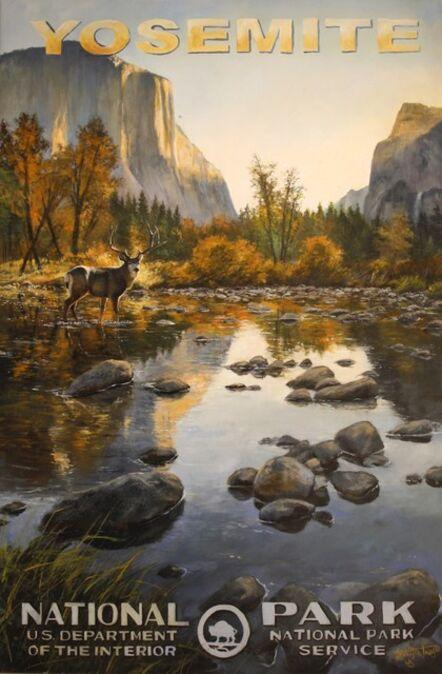 Jennifer Johnson, 'Yosemite National Park - Merced River', 2020