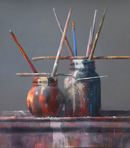 David Dornan, 'Stubby', 2018