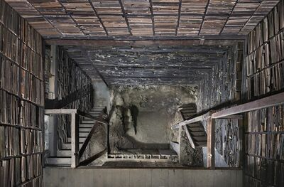 Marjan Teeuwen, 'Destroyed House Kyoto 1', 2020